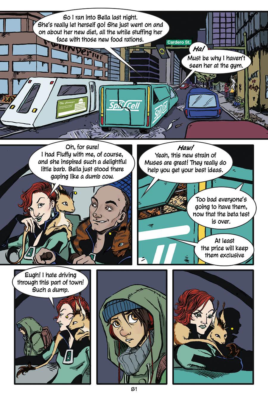 Mega Fauna Preview page 1