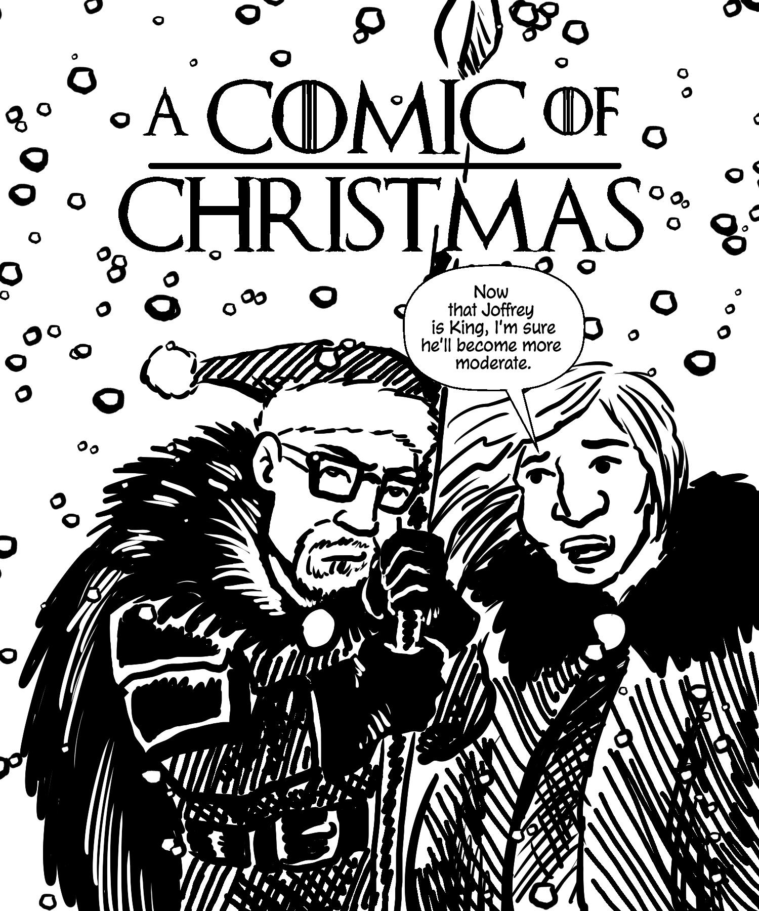 Christmas Comic 2016 01