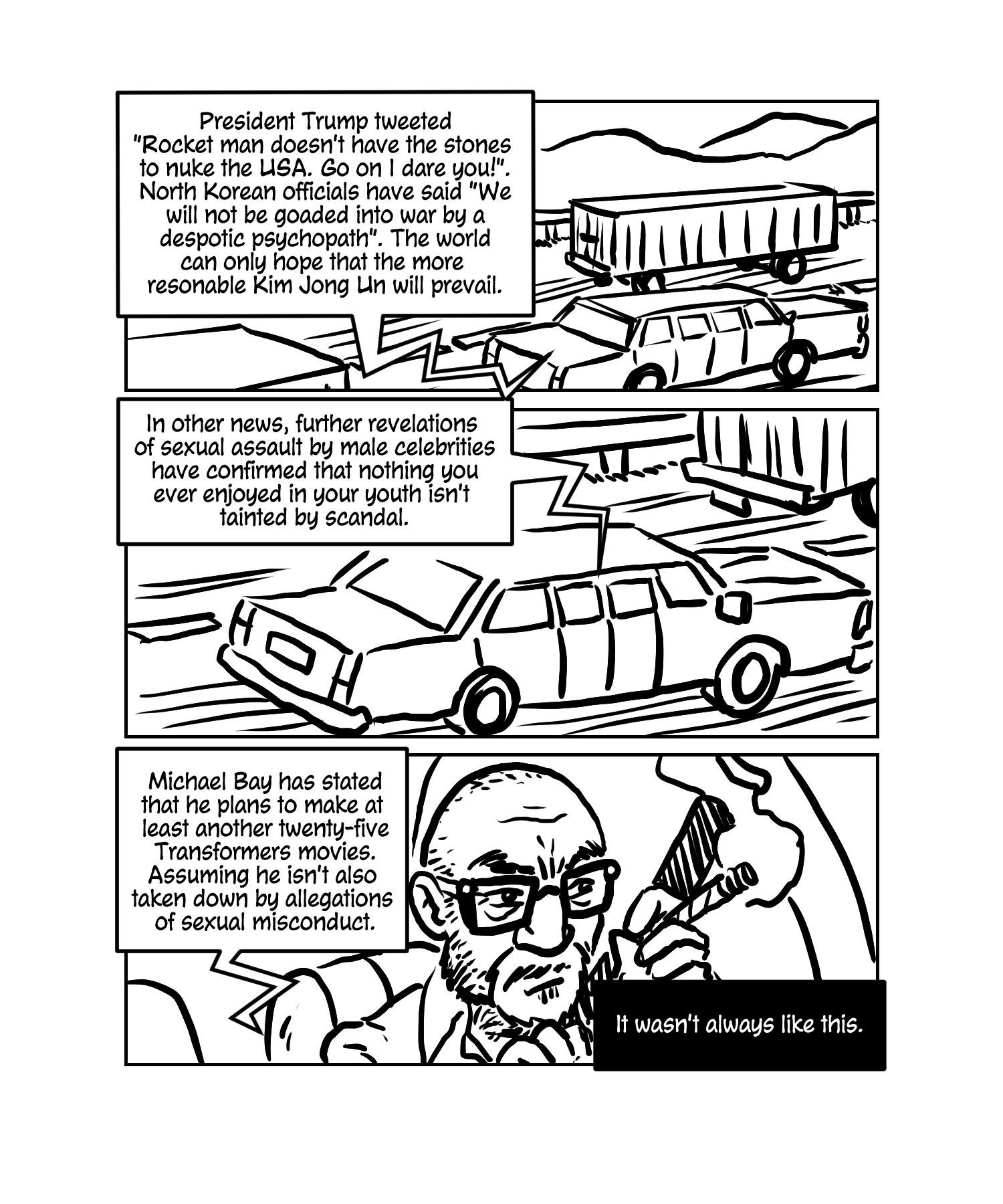 Christmas Comic 2017 Page 03