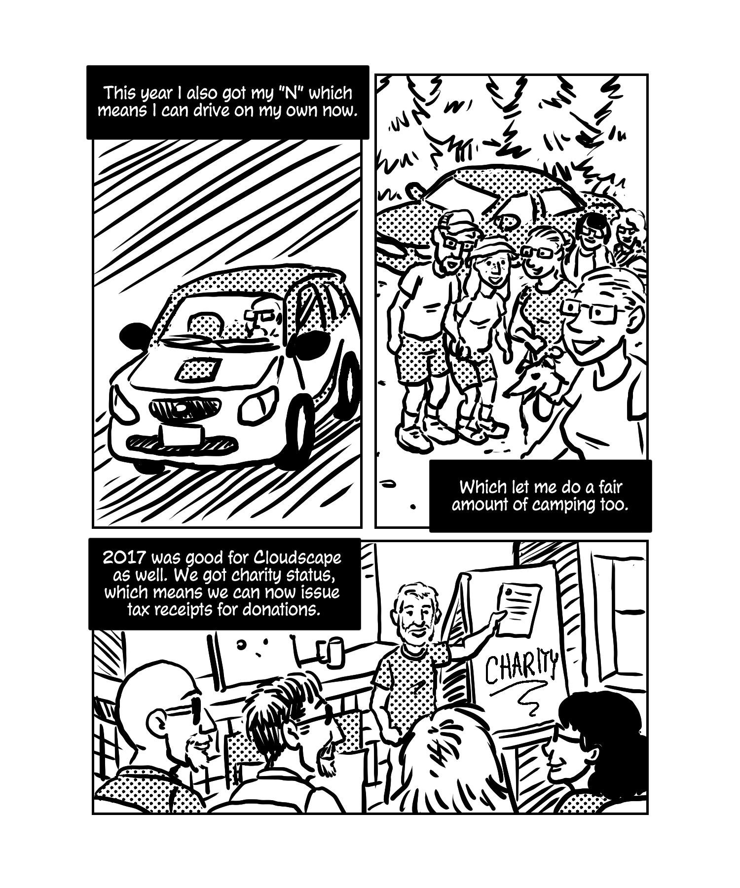 Christmas Comic 2017 Page 05