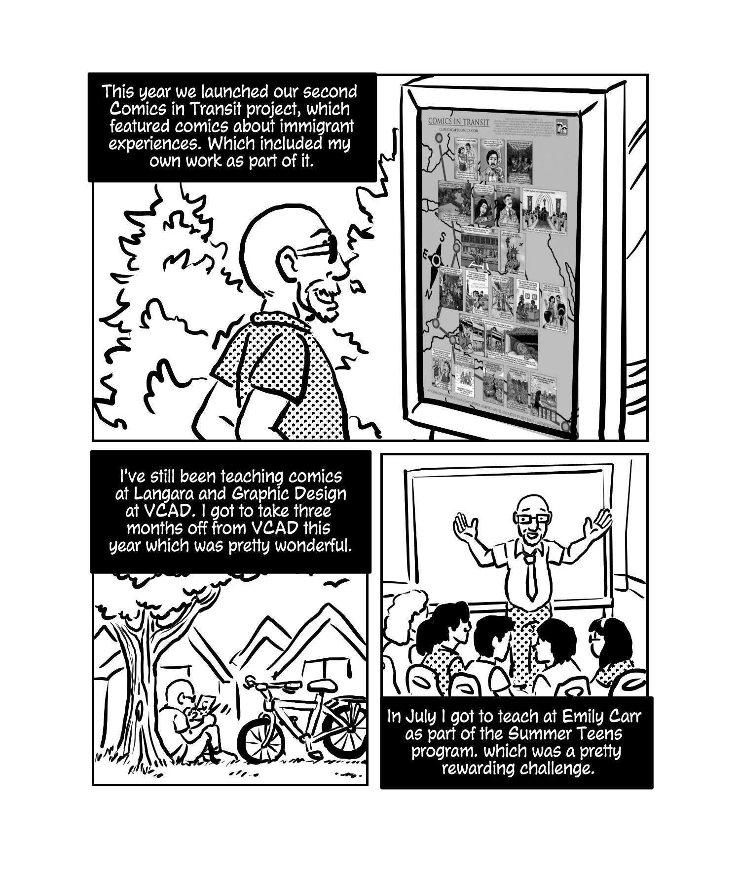 Christmas Comic 2017 Page 07